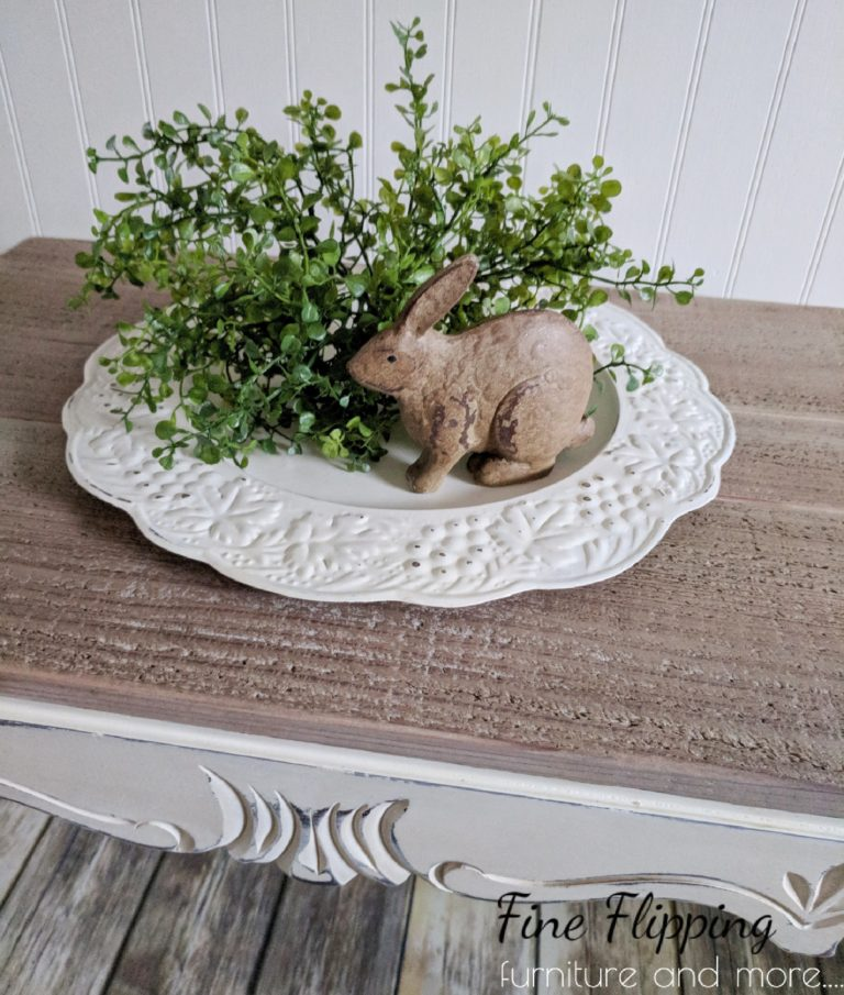 Rustic Shabby Chic Table